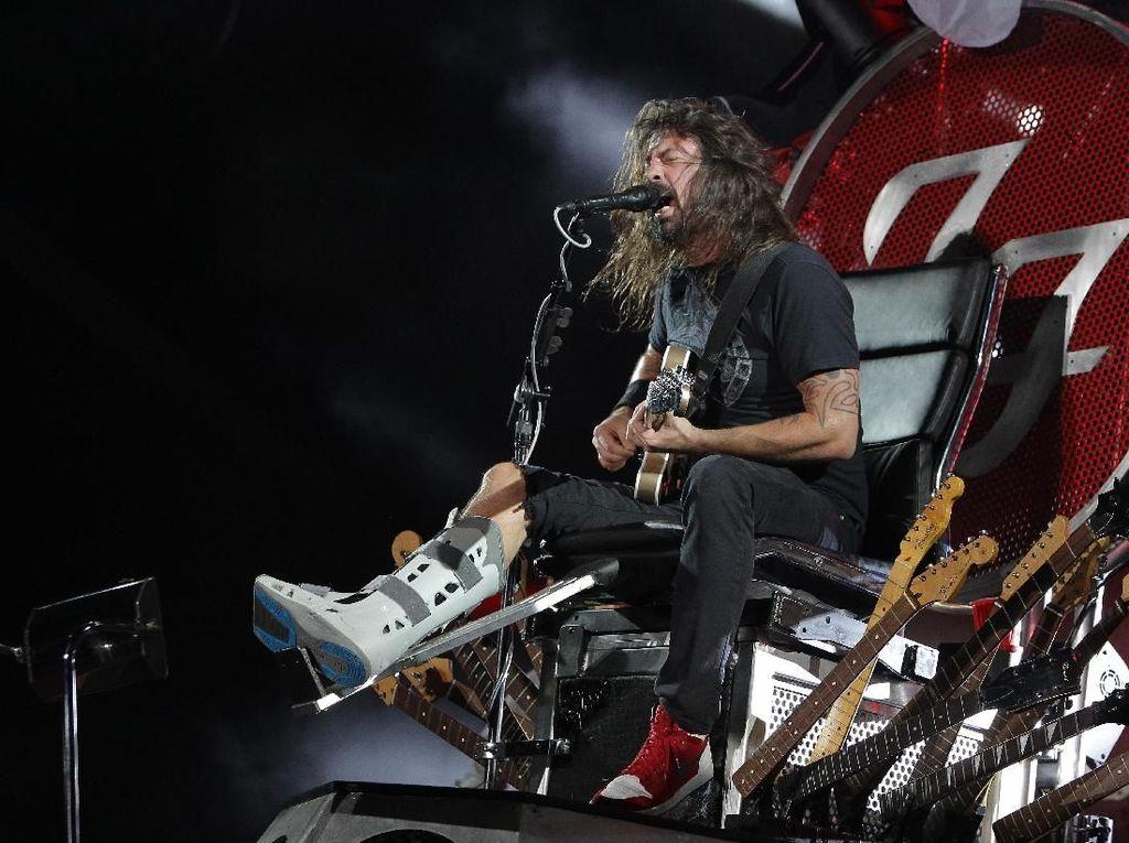 Dave Grohl Masih Punya Mimpi Kembali ke Nirvana