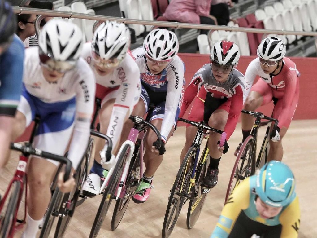 Para Cycling Indonesia Sabet 9 Medali di Asian Track Championship