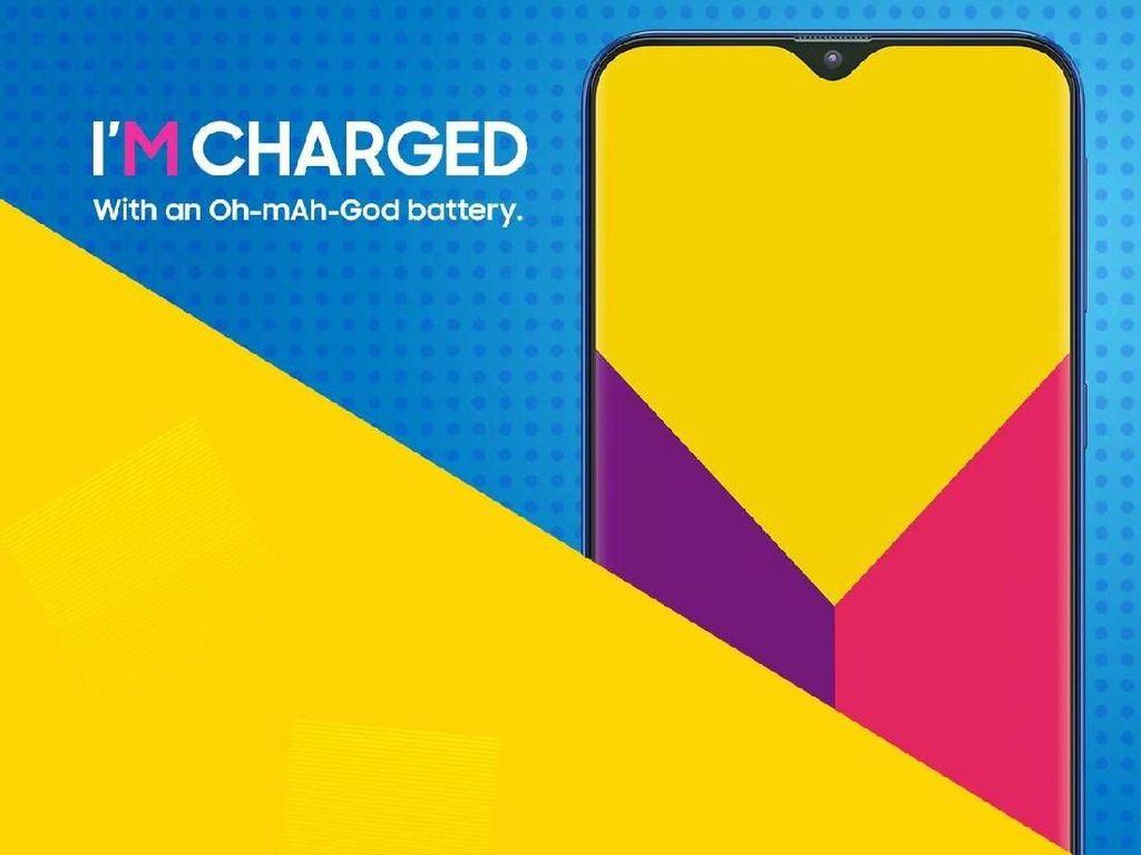 Bocoran Fitur Galaxy M, Ponsel Berponi Pertama Samsung