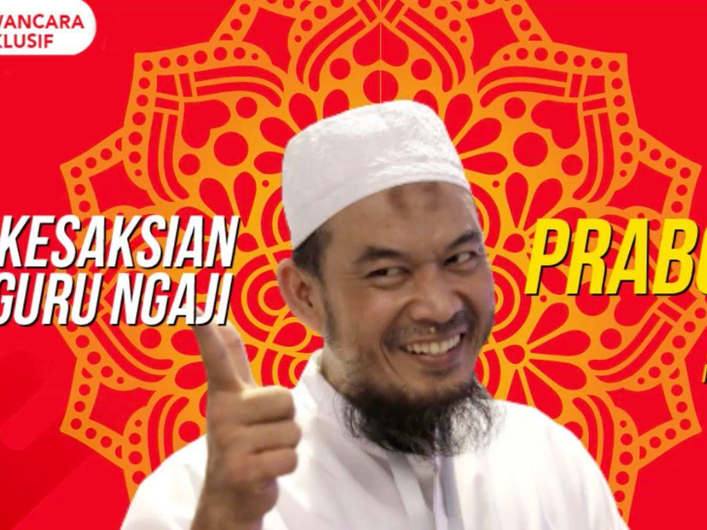 Wawancara Eksklusif Kesaksian Guru Ngaji Prabowo