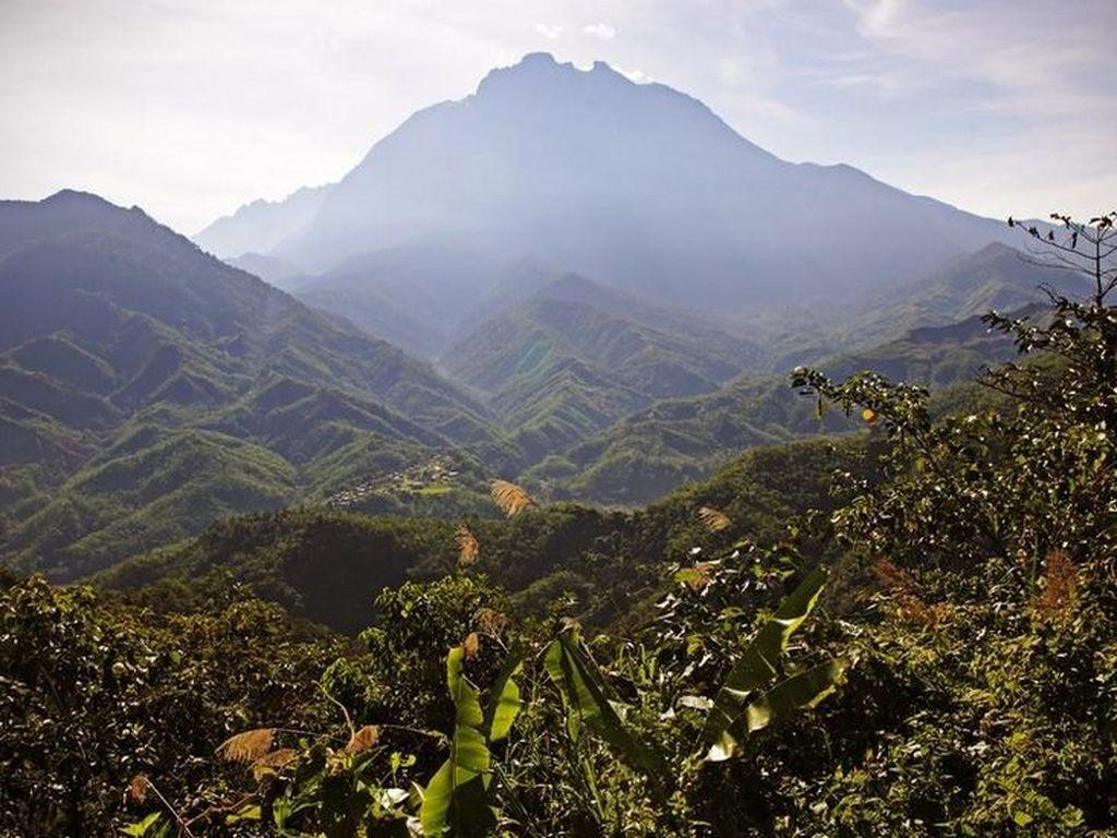 Menyibak Keindahan Alam Kalimantan yang Terekam Hampir 50 Tahun Lalu