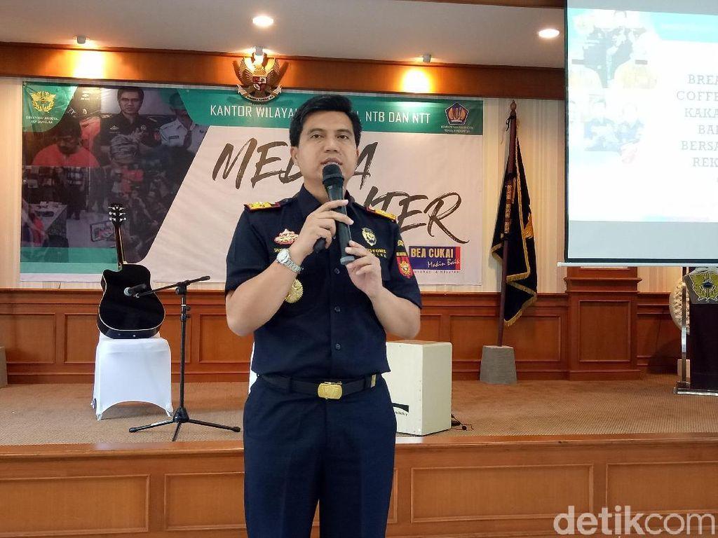 Penerimaan Cukai di Bali Mayoritas dari Minuman Alkohol