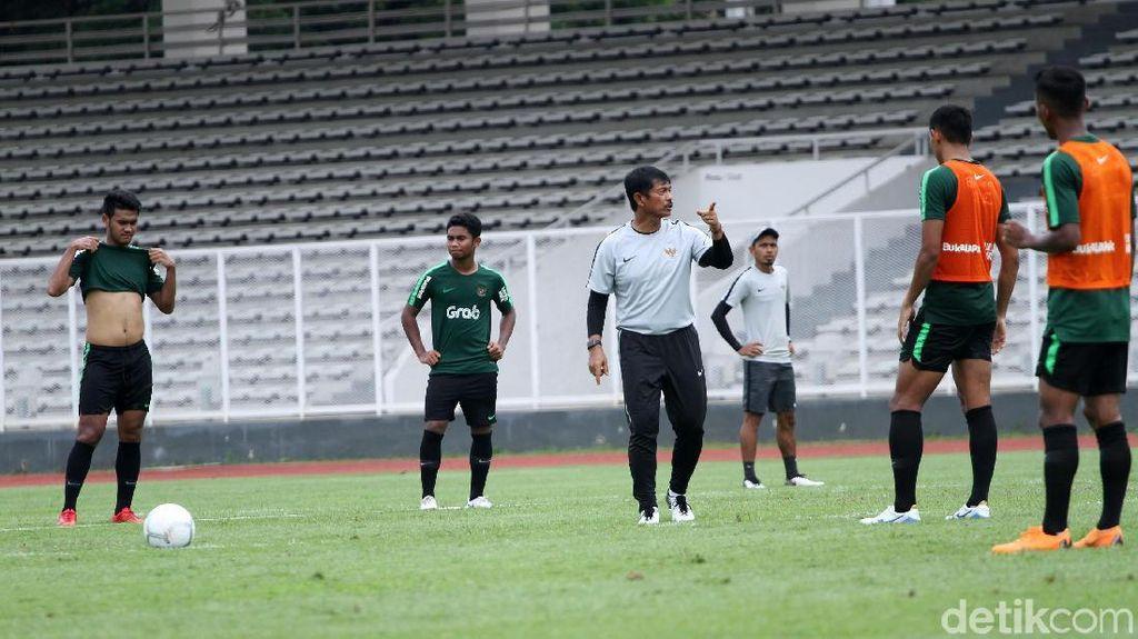 Indra Masih Yakin Egy, Ezra, dan Saddil Akan Gabung Timnas U-22