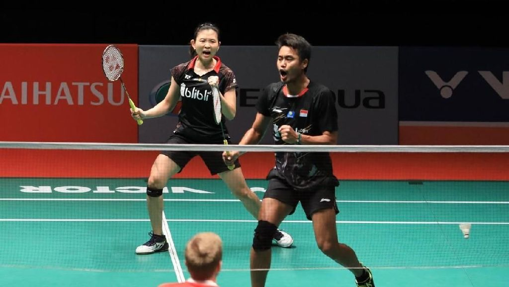 Tontowi/Debby Melaju ke Babak Kedua Malaysia Master 2019