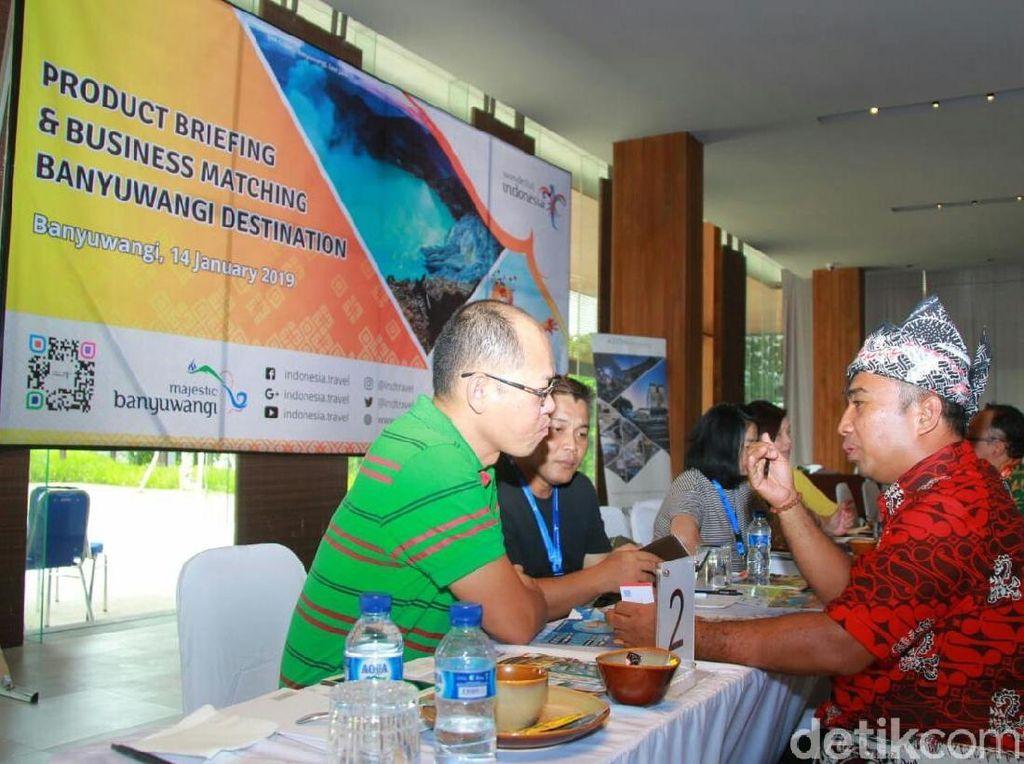 Agen Wisata & Media Malaysia Kian Gencar Promosikan Banyuwangi