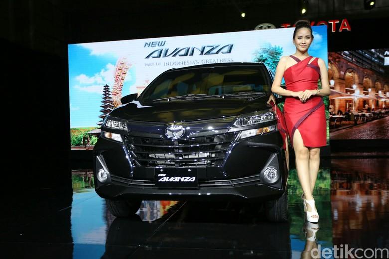 Toyota Avanza. Foto: Agung Pambudhy