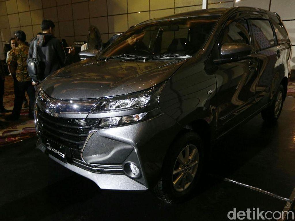 Toyota Yakin Lebih dari 7.000 Avanza Laris Saban Bulan