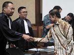 Didakwa, Idrus Marham Malah Puji-puji Jaksa