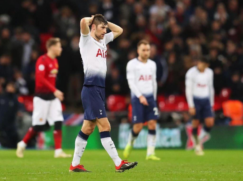 Tottenham Mulai Khawatir Dikejar Rival Empat Besar