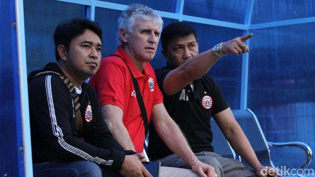 Dipantau Ivan Kolev, Begini Sesi Latihan Persija Jakarta