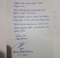 Ahok Imbau Pendukungnya Tak Golput di Pilpres 2019
