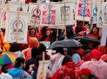 Puluhan Ribu Guru di AS Demo Tuntut Kenaikan Gaji