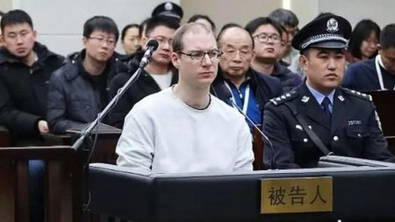 Pengadilan China Hukum Mati Pria Kanada Usai Putri Pendiri Huawei Ditahan