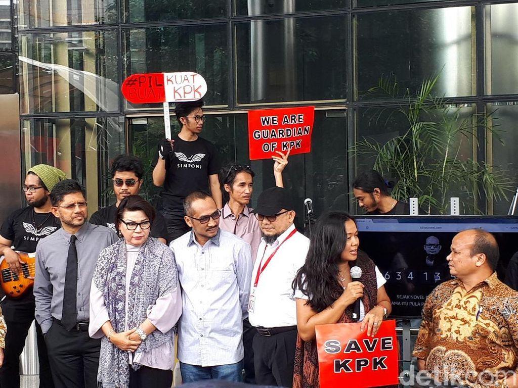 Setelah McQueen YaQueen Berantas Korupsi, KPK Kini Dapat Pil Kuat