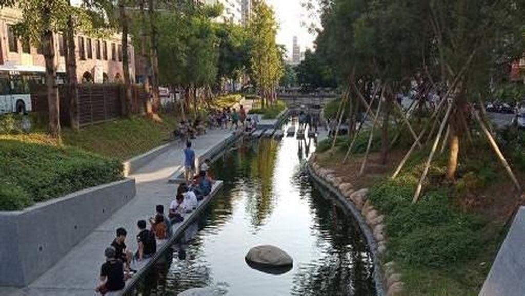 Bertualang Menyusuri 5 Kota di Taiwan