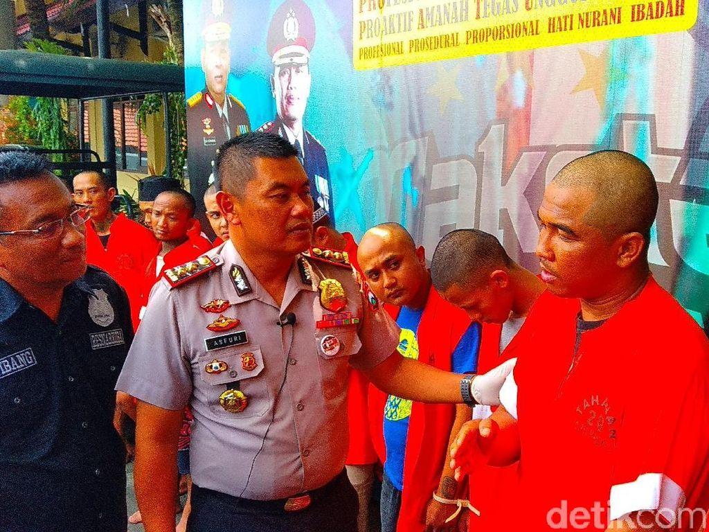 ASN Pemkot Malang Ditangkap Miliki Sabu Bersama Pengedar