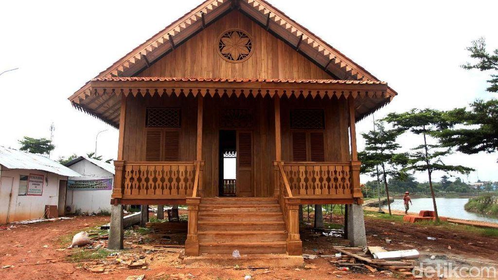 Yuk, Lihat Penampakan Kampung Betawi di Setu Babakan Kini