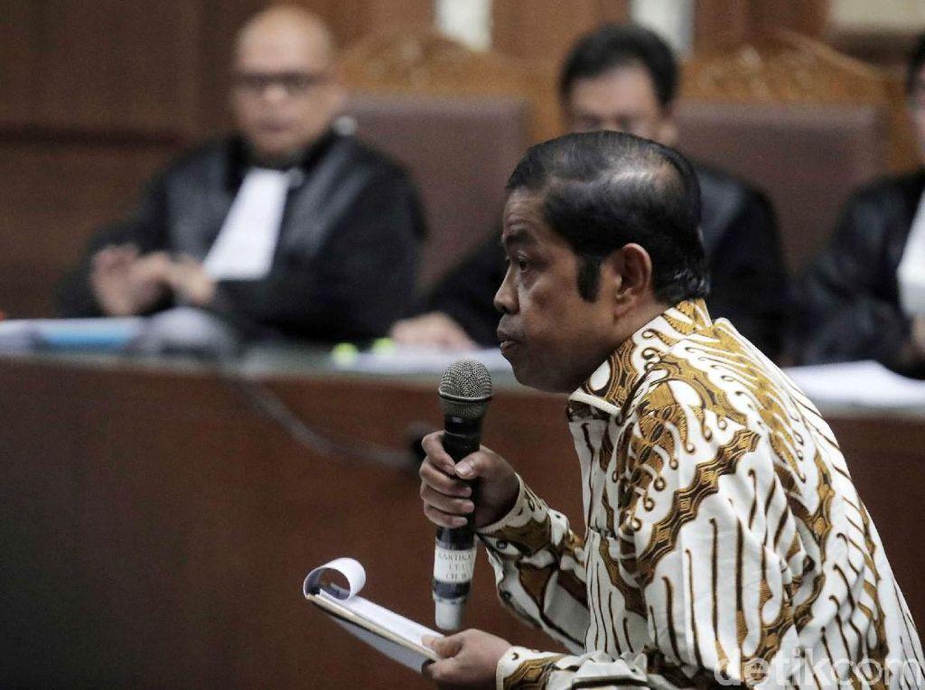 Staf Mengaku Terima SGD 18 Ribu untuk Eni Saragih dari Idrus