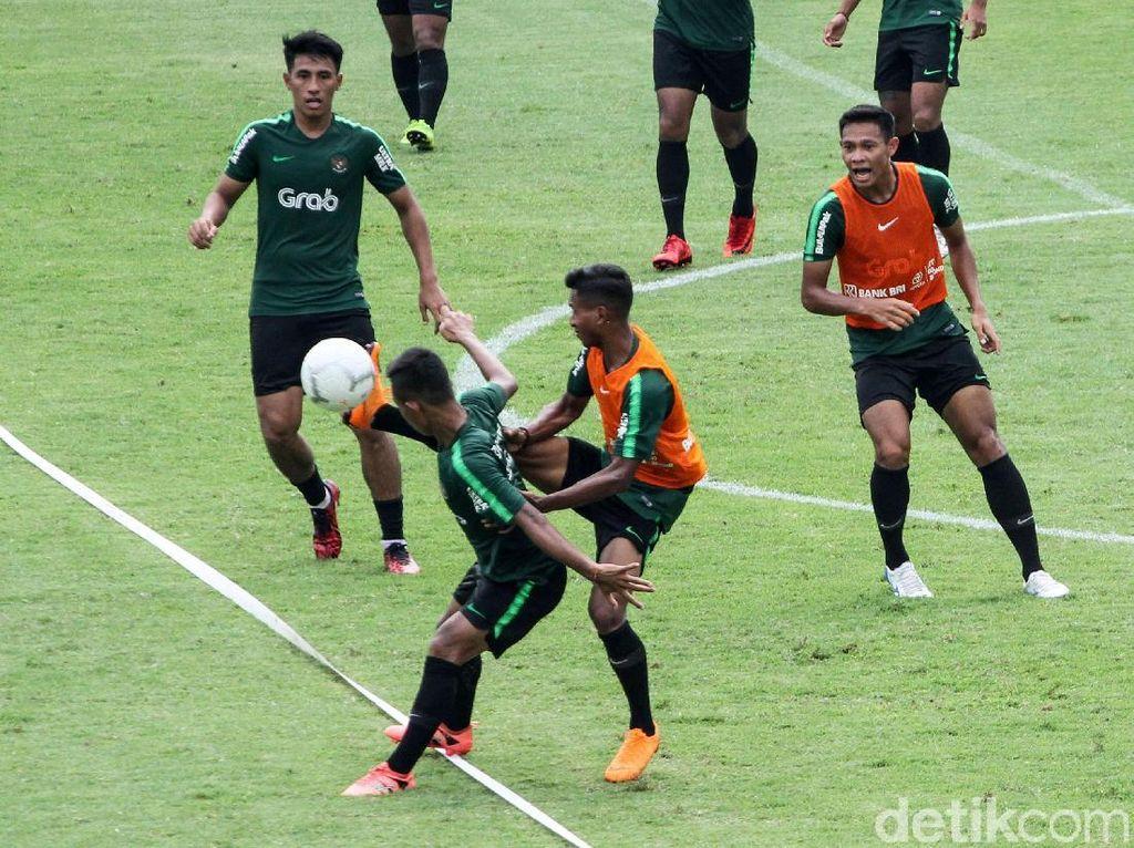 Melihat Persiapan Timnas Hadapi Piala AFF U-22