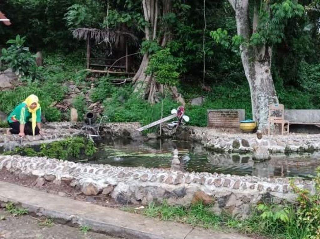 Desa Sumberdodol, Desa nan Kaya Mata Air