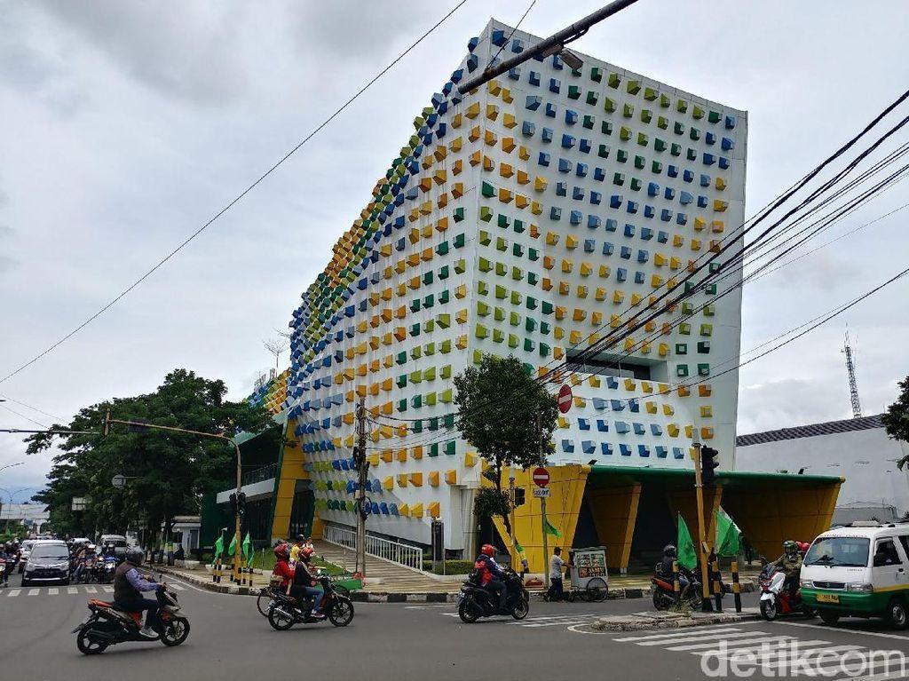 Pengelola Buka Suara soal Problematik Gedung Kreatif Bandung