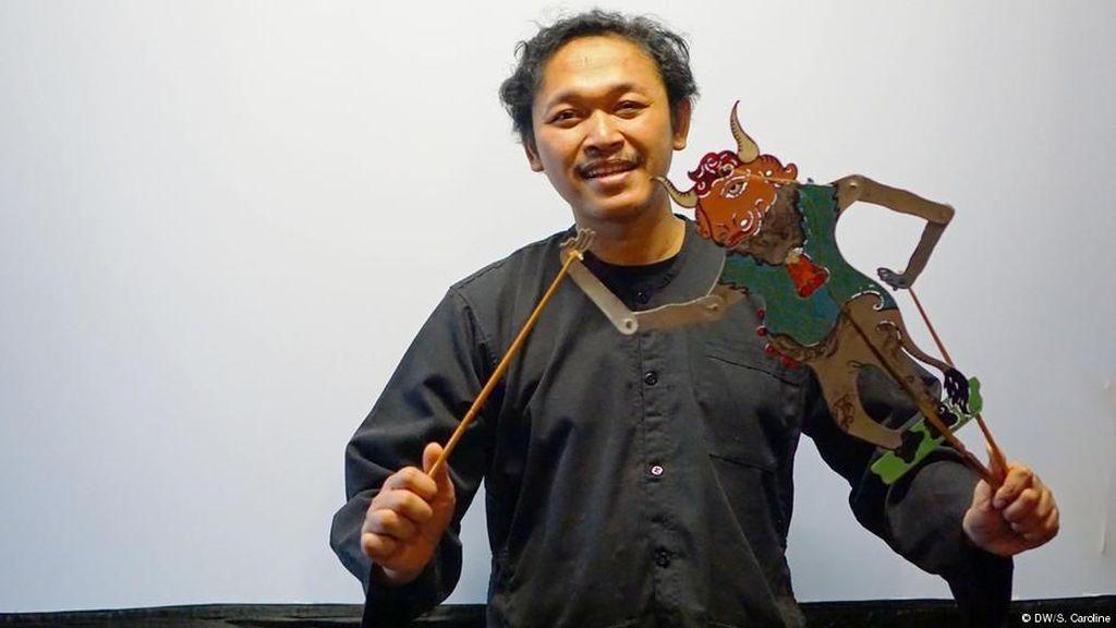 Seniman Indonesia di Berlin: Sebar Pesan Kebaikan Lewat Kisah Binatang