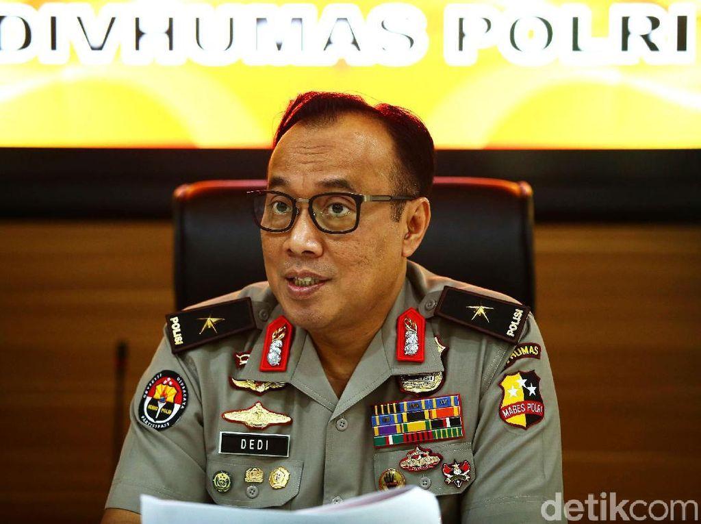 Polri Sebut Investigasi Kerusuhan 21-22 Mei Hampir Rampung