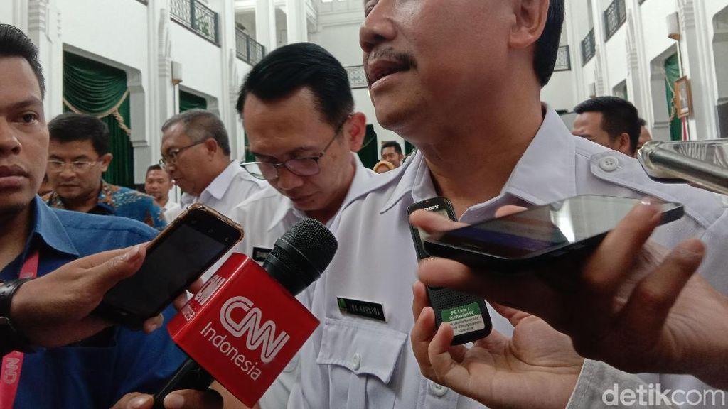 Sekda Jabar Sebut TAP Gubernur Ridwan Kamil Sudah Sesuai Aturan