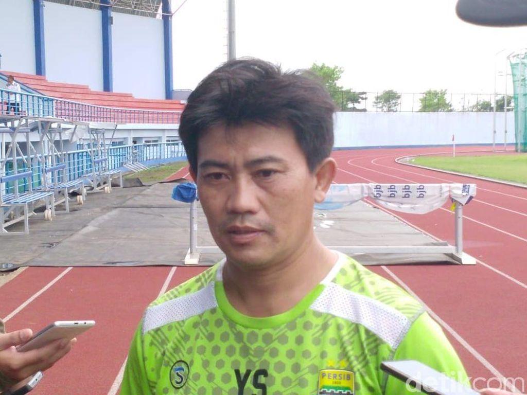 Jadwal Babak 32 Besar Piala Indonesia Dirilis, Persib Lahap Latihan Taktik