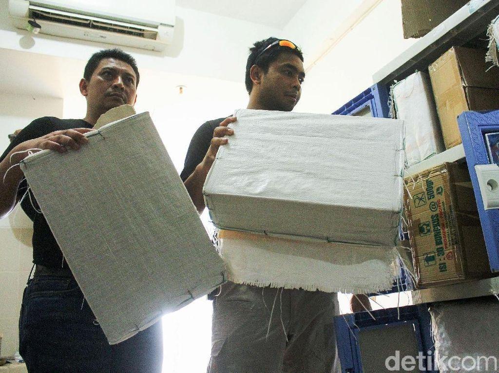 Polisi Bongkar Gudang Narkoba di Apartemen Jakbar