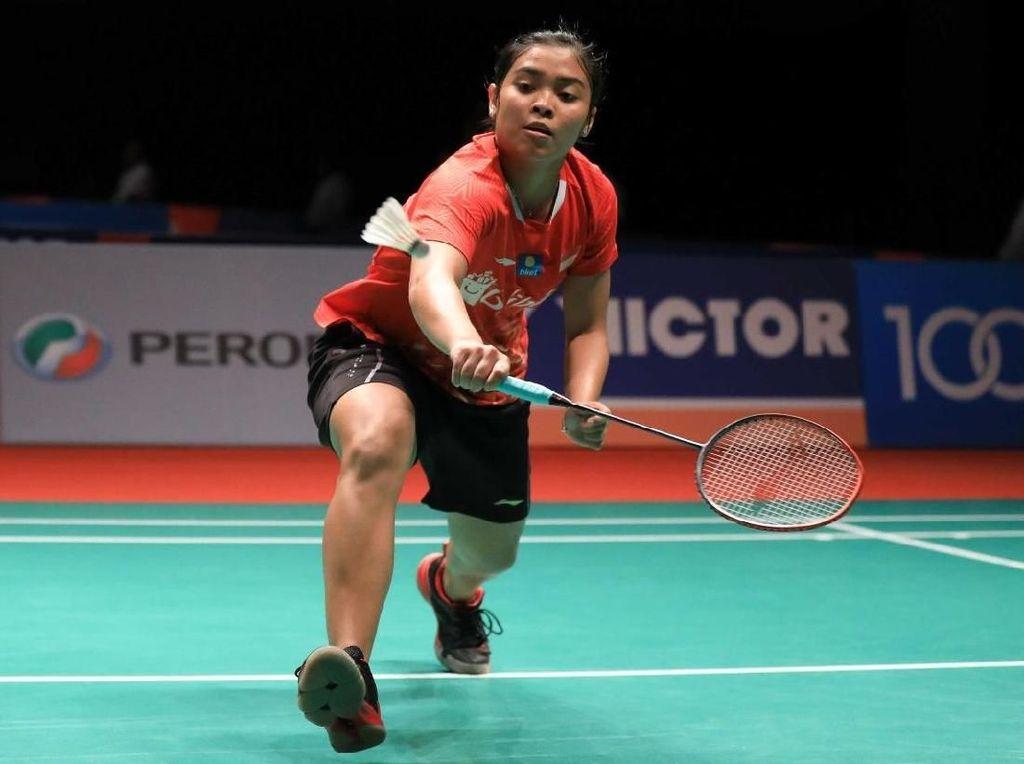 Gregoria Kandas di Babak Pertama Malaysia Masters 2019