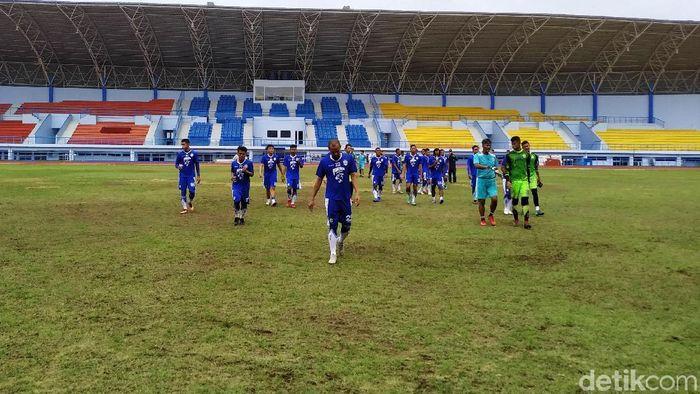 Persib Bandung akan terus seleksi pemain. (Mukhlis Dinillah/detikSport)