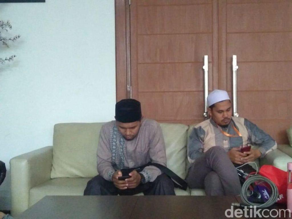 Ikatan Dai Aceh Sambangi KPU, Koordinasi soal Tes Baca Alquran