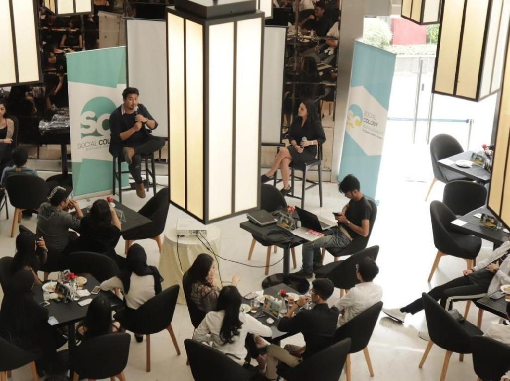 Socialcolony Management Tempatnya Mencari Influencer Sosial Media
