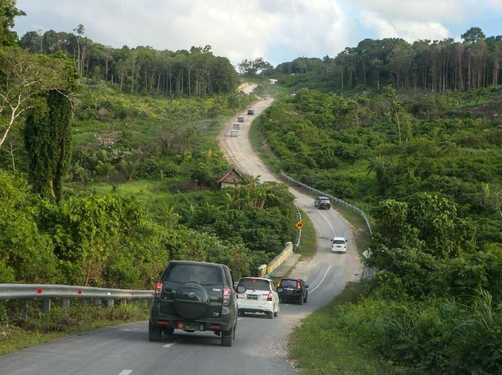 Melihat Infrastruktur Jalan dan Jembatan di Pulau Terdepan RI
