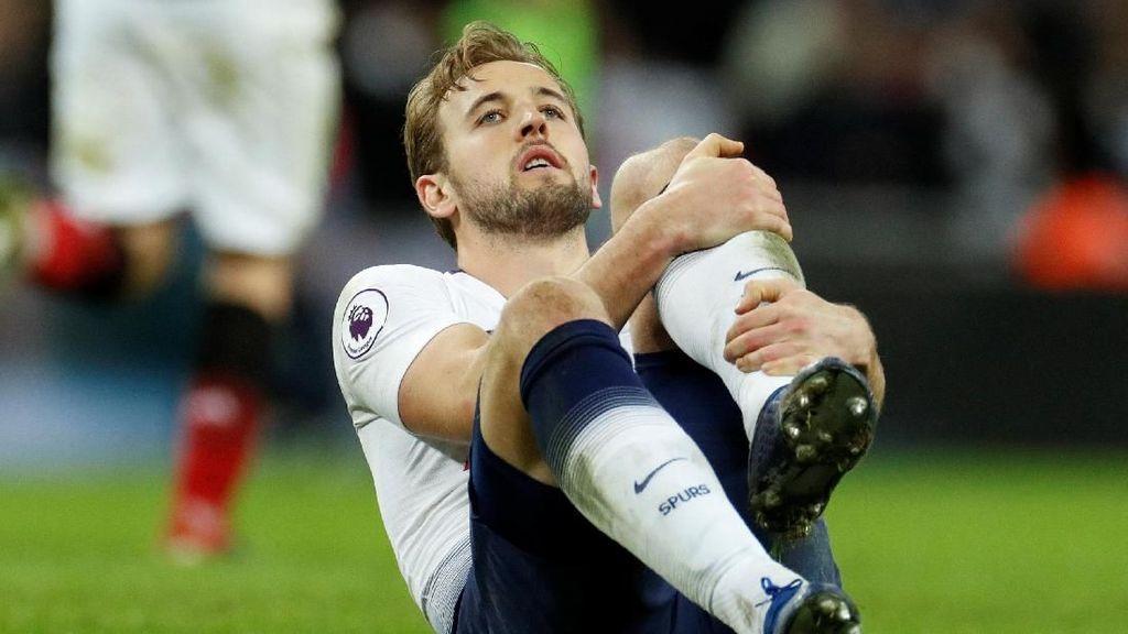 Cedera, Harry Kane Lewatkan Selusin Pertandingan
