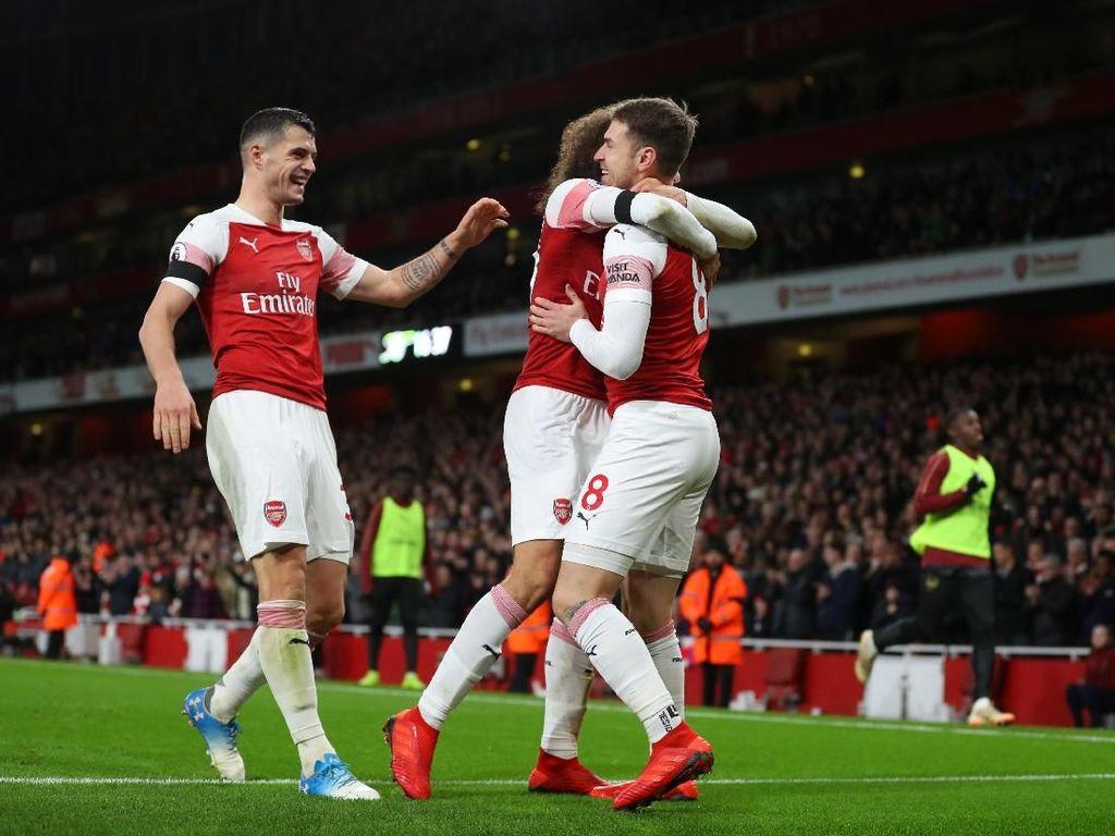 Arsenal Lebih Utamakan Finis Empat Besar Liga Inggris daripada Liga Europa