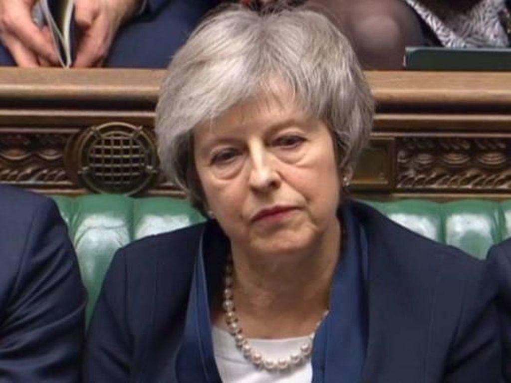 Usulan Brexit PM Inggris Kalah dalam Pemungutan Suara di Parlemen