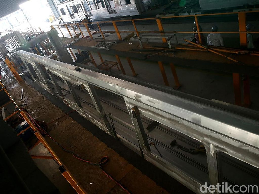 Jepang Belum Minat Bikin Kereta MRT Jakarta, Kenapa Tak Pakai INKA?