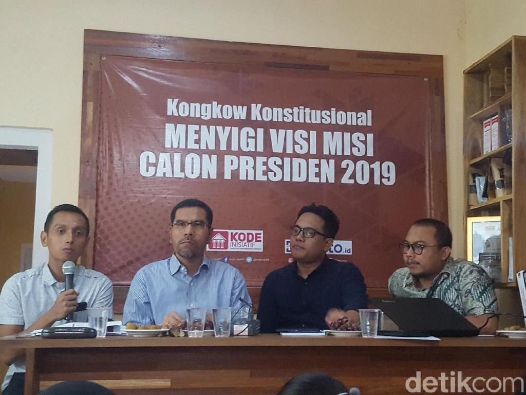 Komnas HAM Kritik Visi-Misi Jokowi dan Prabowo: Miskin Imajinasi!