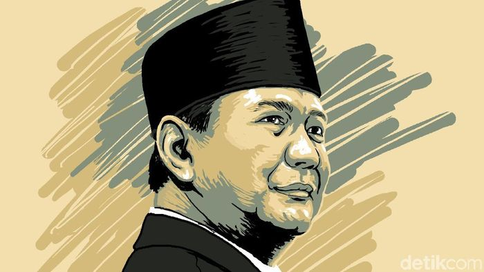 Prabowo Subianto. Foto: Edi Wahyono