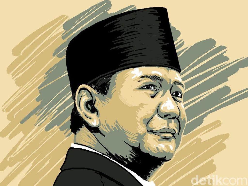 Prabowo Sebut Harga Beras dan Daging RI Tertinggi di Dunia