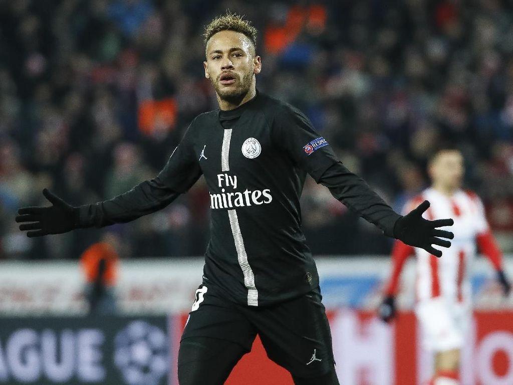 Bebaskan Neymar ke Mana Saja, asal Bahagia