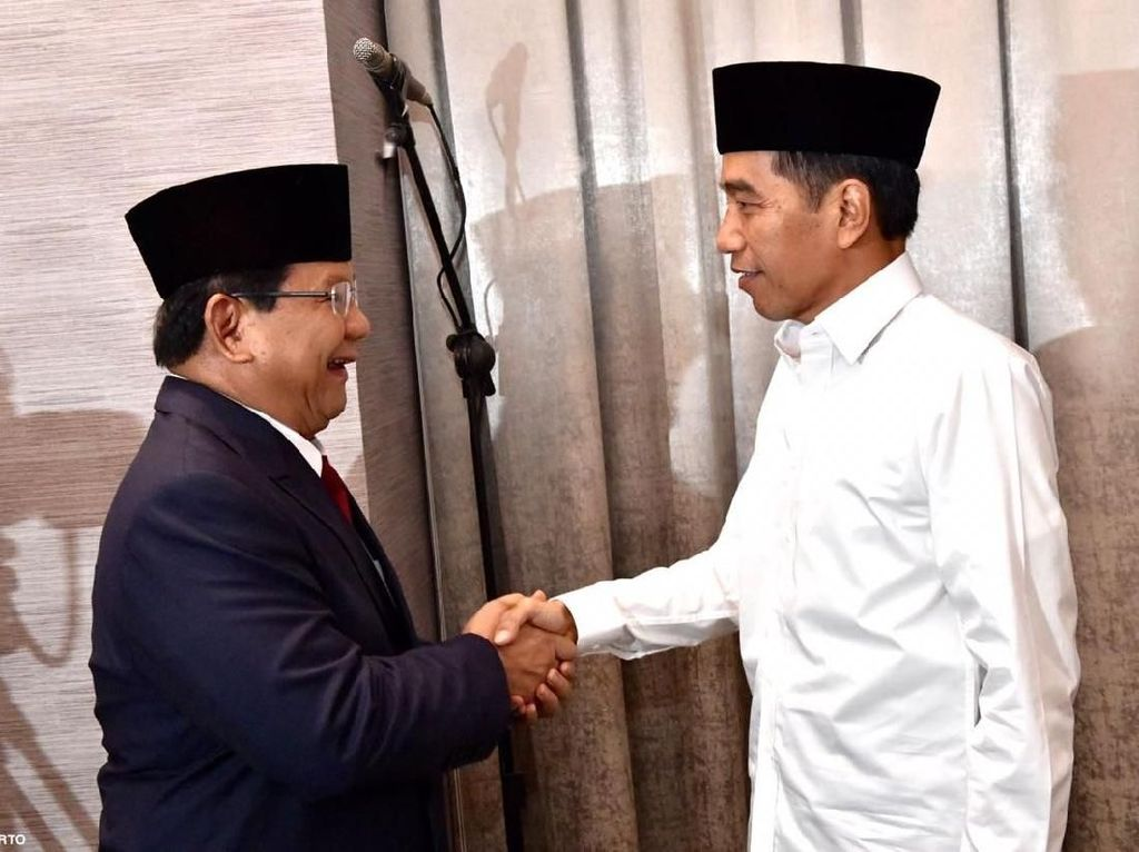 TKN Jokowi: Disinggung Eks Napi Korupsi Nyaleg, Prabowo Emosional