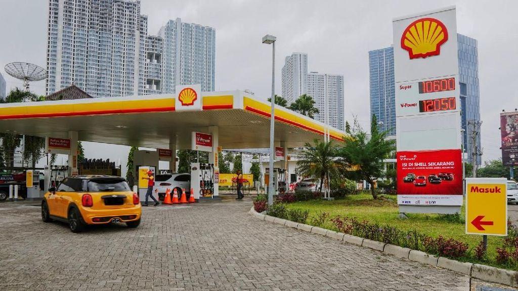 Perluas Jaringan, Shell Buka SPBU di Surabaya dan Sidoarjo
