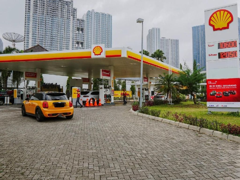 Shell dan Total cs bakal Wajib Jual BBM di Wilayah 3T