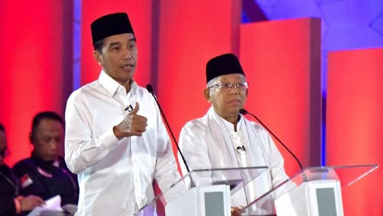 Rekapitulasi Nasional Sumut: Jokowi Kalahkan Prabowo