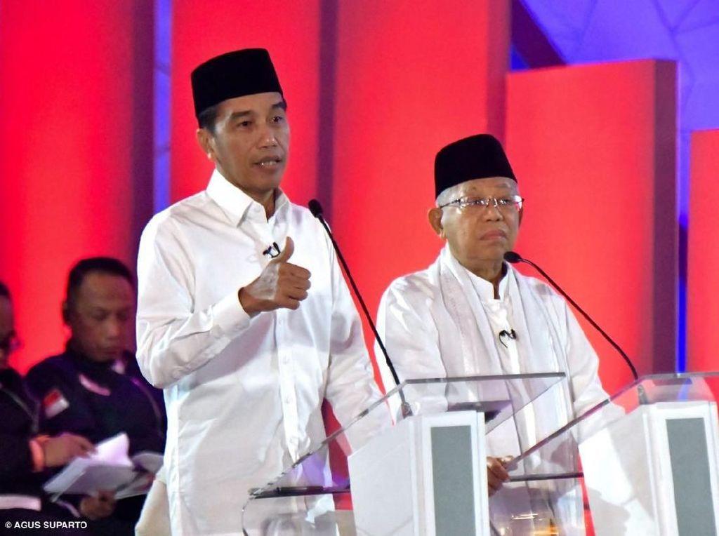 Jokowi Sebut Caleg Eks Koruptor Terbanyak di Gerindra, Bagaimana Data ICW?