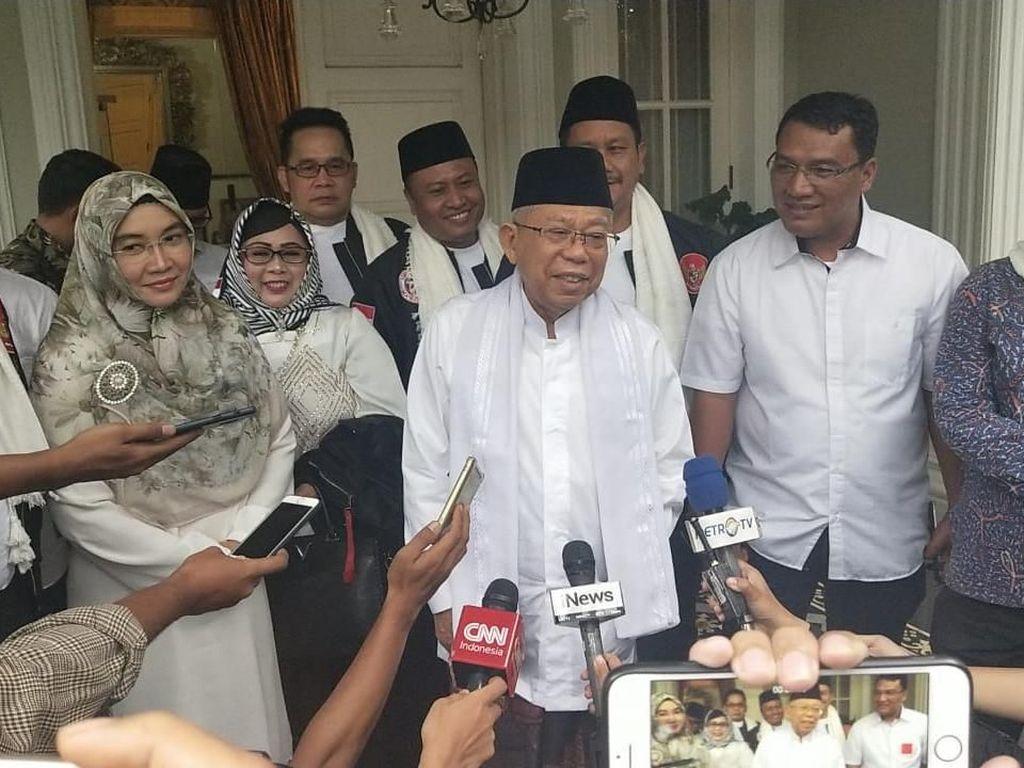 Maruf Amin Singgung Angka Kemiskinan dan Stunting NTB di Atas Nasional