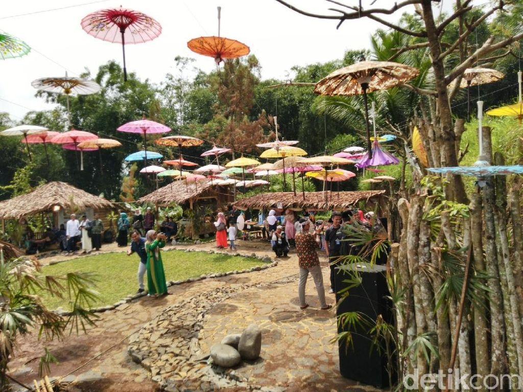 Foto: Wisata Religi dan Alam Instagramable di Ciamis